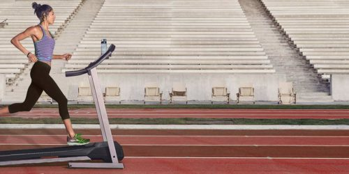 Are Treadmills a Substitute for Outdoor Running?