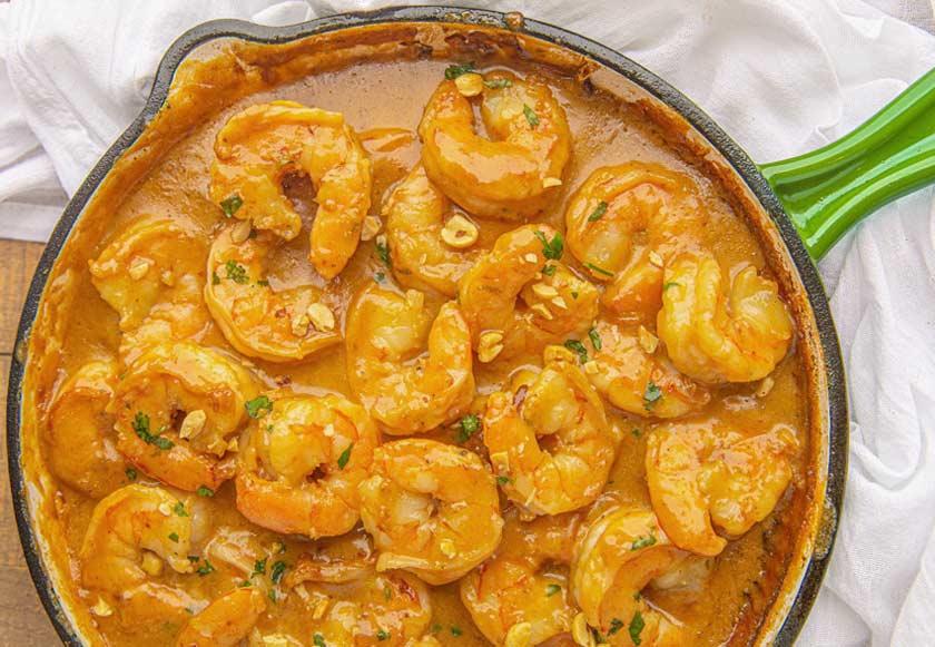 Satay Shrimp