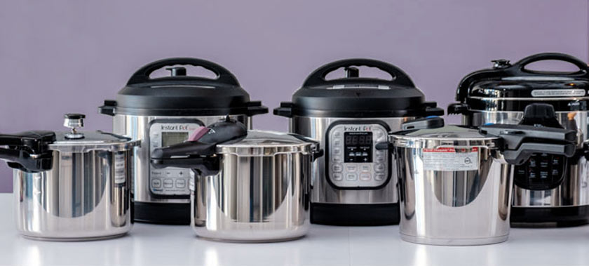 stovetop and electric cookers
