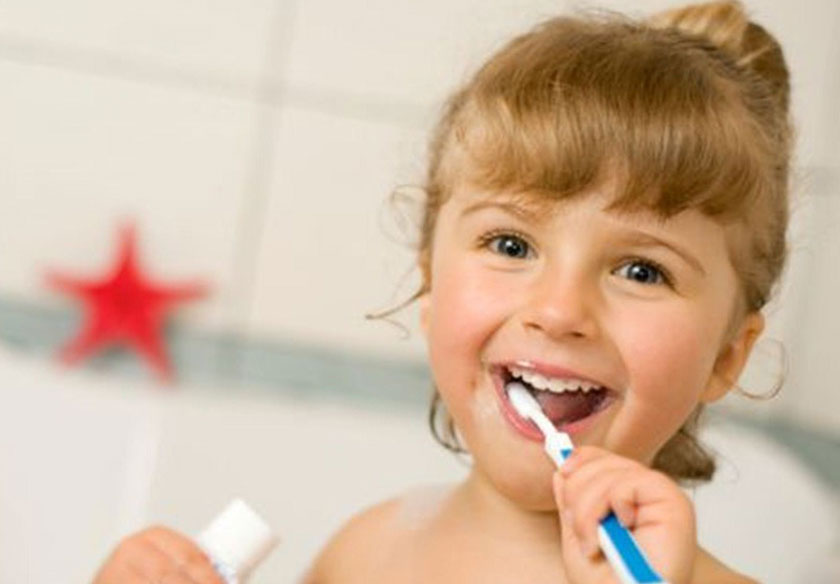 brush for oral health