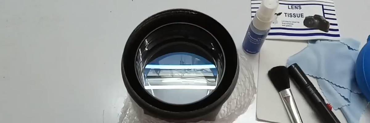 telescope lens cleaning stuff