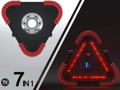trilight emergency light