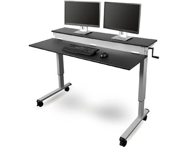 Stand Up Desk Store Two-Tier
